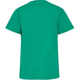 LEGO wear 51320 Koszula z krótkim rękawem Chłopcy, green melange